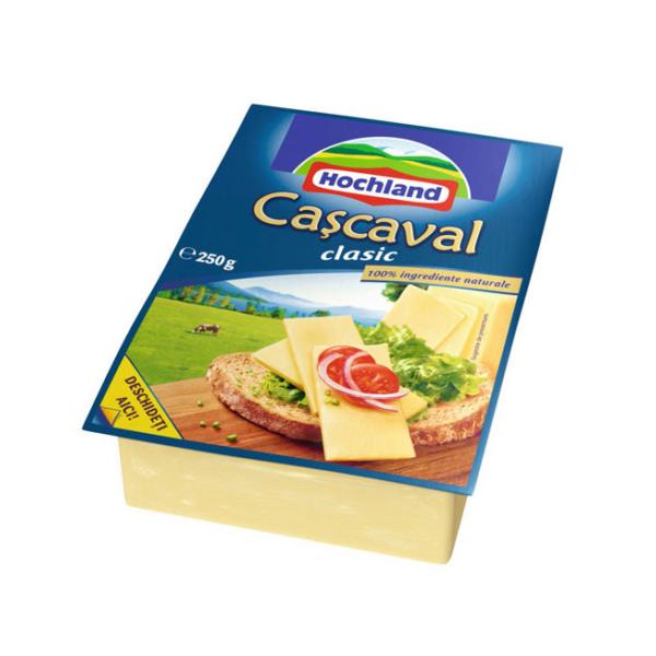 Hochland - Cașcaval clasic 250 gr.