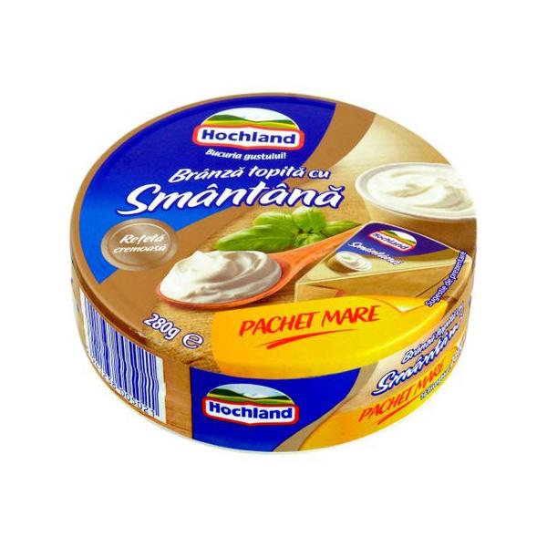 Hochland - Brânză topită cu smântână 280 gr.
