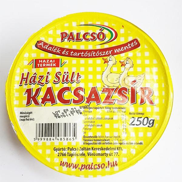 Palcsó - Untură de rață 250 gr.