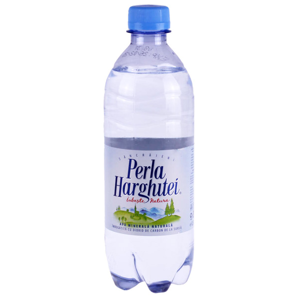Perla Harghitei - Apă minerală pet 0,5L